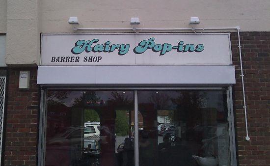 7 Downright Strange Hair Salon